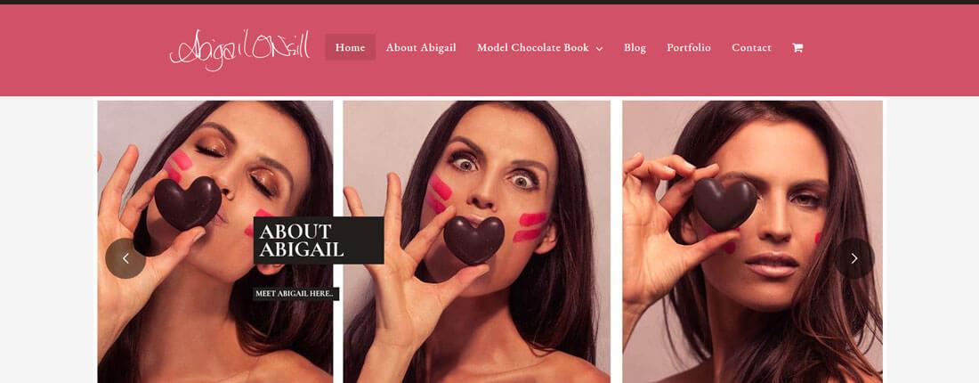 Laughing Buddha Web Design Portfolio - Abigail O'Neill