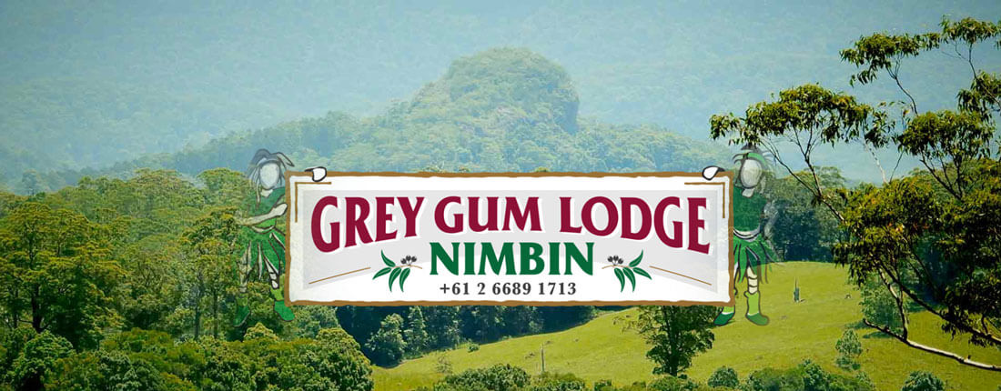 Laughing Buddha Web Design Portfolio - Grey Gum Lodge Nimbin
